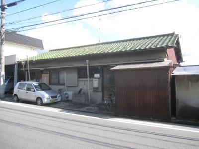 【外観】土橋貸家