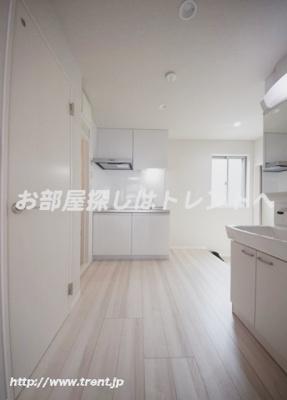 【キッチン】カルム神楽坂Ⅱ