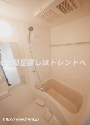 【浴室】カルム神楽坂Ⅱ
