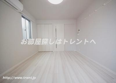 【居間・リビング】カルム神楽坂Ⅱ