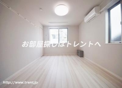 【寝室】カルム神楽坂Ⅱ