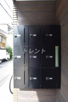 【設備】カルム神楽坂Ⅱ
