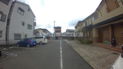 【駐車場】ヌンク・ウェストⅡ