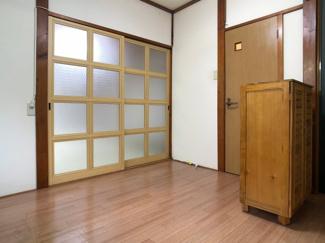 【居間・リビング】田実アパート