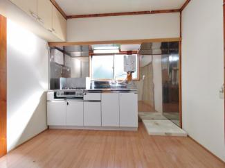 【キッチン】田実アパート