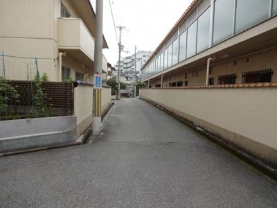 【周辺】ハイツ上野台 A棟