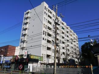 閑静な住宅街「東武練馬」駅より徒歩12分に建つ、ペット飼育も可能なリノベーションマンションです。