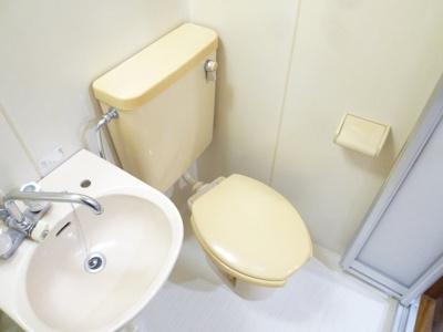 【トイレ】グロームハイム