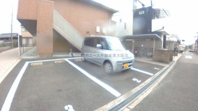 【駐車場】カーサソレーユⅡ