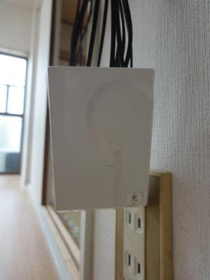 インターネット光配線
