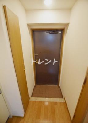 【玄関】パディホームズ一口坂