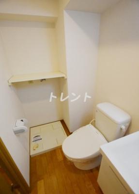 【トイレ】パディホームズ一口坂