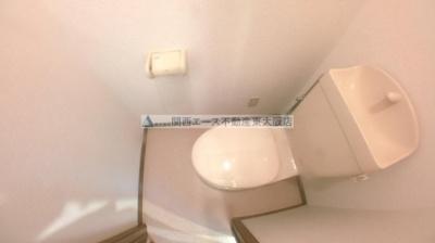 【トイレ】サンハイム西村Ⅱ