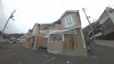 【外観】サンハイム西村Ⅱ