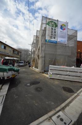 【外観】Heartful-Town大田区久が原Ⅲ期 新築戸建
