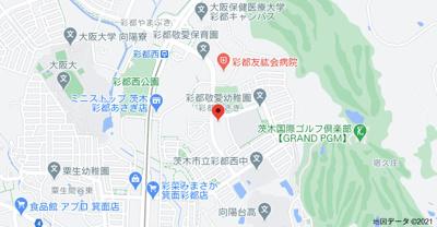 【地図】リンデンバウムC棟
