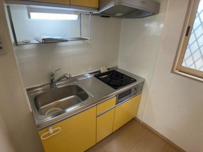 【キッチン】リンデンバウムC棟