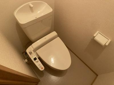 【トイレ】リンデンバウムC棟