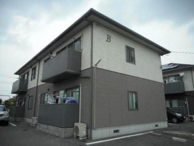 【外観】サンホーム日吉B