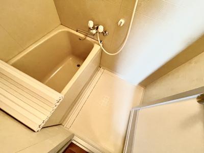 【浴室】プロムナードみささぎ