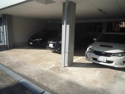 【駐車場】ラフォーレJ
