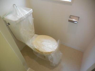【トイレ】ひよどりハイツ