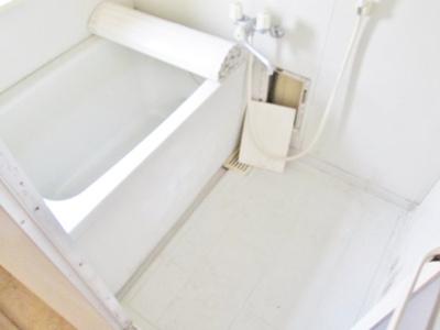 【浴室】サンビレッジ寺田A棟