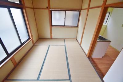 【和室】日商ハイツ