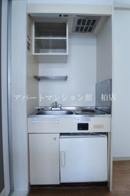 【キッチン】ティンバードーム南三咲