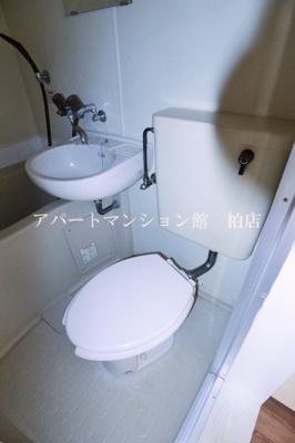 【トイレ】ティンバードーム南三咲