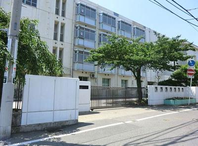 南加瀬中学校