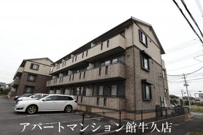【外観】グランドセントレア888 A