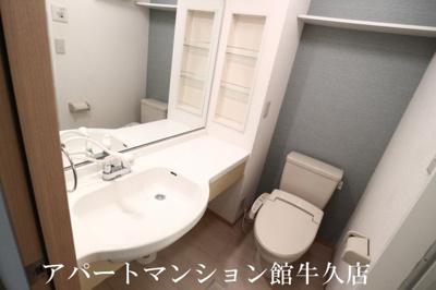 【洗面所】グランドセントレア888 A