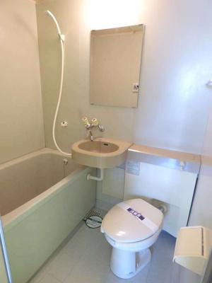 【浴室】マートルコート尾山台Ⅱ