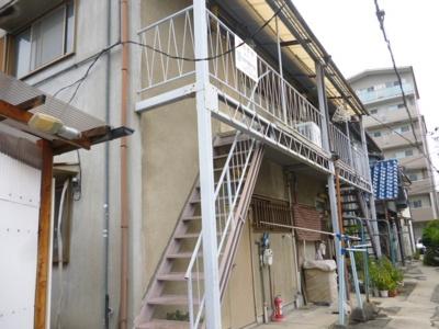 【外観】別院文化住宅