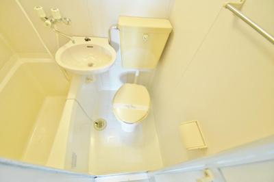【トイレ】国分本町マンション