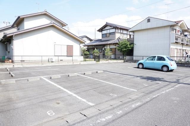 【駐車場】松尾まさえ駐車場