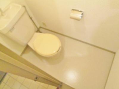 【トイレ】ルネ・アルマーニ