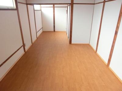 【洋室】J・Mハウス 2号棟