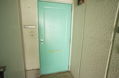 【玄関】バディマンション新守谷