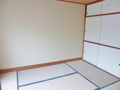 【寝室】森本ハイツ