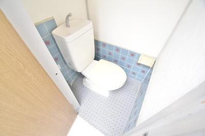 【トイレ】平野一丁目借家