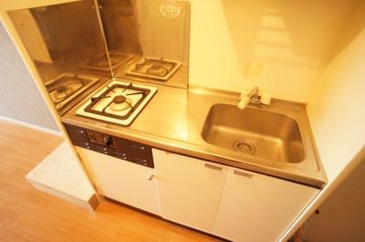 【キッチン】バディマンション新守谷