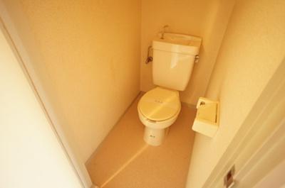 【トイレ】バディマンション新守谷