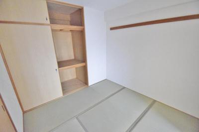 【寝室】フローラルマンション