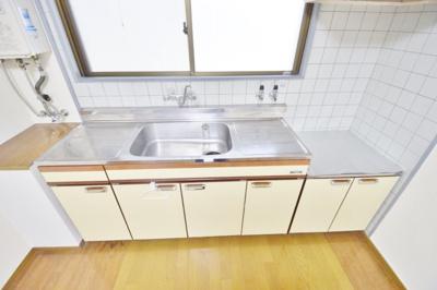 【キッチン】コーポ福井