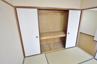 【寝室】コーポ福井