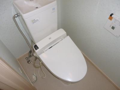 【トイレ】ラ・グリシーヌ・f