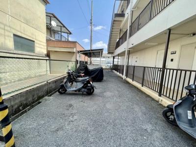 【キッチン】ゴールドハイツ