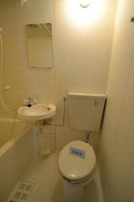 【浴室】コーポしんとみA